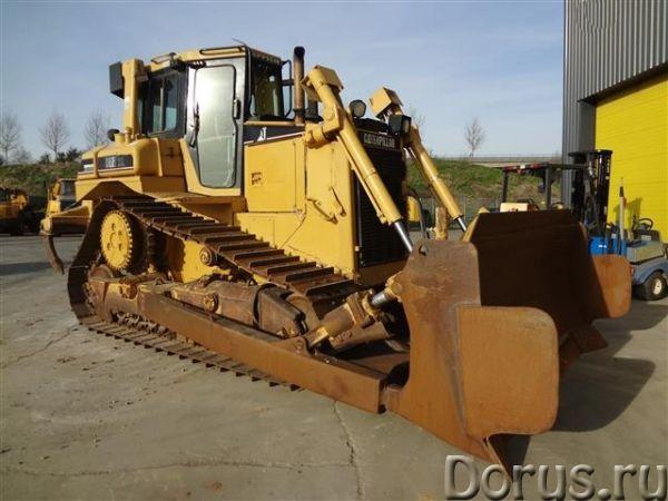 Аренда бульдозера Caterpillar D6RXL - Сельхоз и спецтехника - Аренда бульдозера Caterpillar D6RXL От..., фото 1
