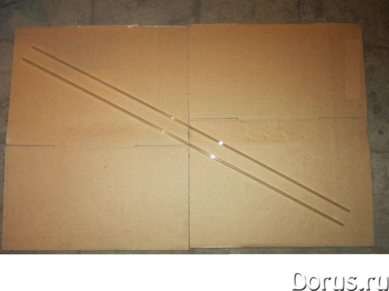 Трубка кварцевая 10х2х1000 мм - Товары промышленного назначения - Трубка кварцевая 10х2х1000 мм Прод..., фото 1