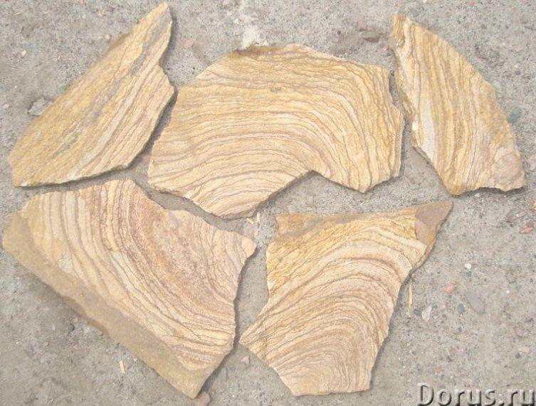 Природный камень - Материалы для строительства - ИП Иванихин и Ко занимается добычей и обработкой на..., фото 1